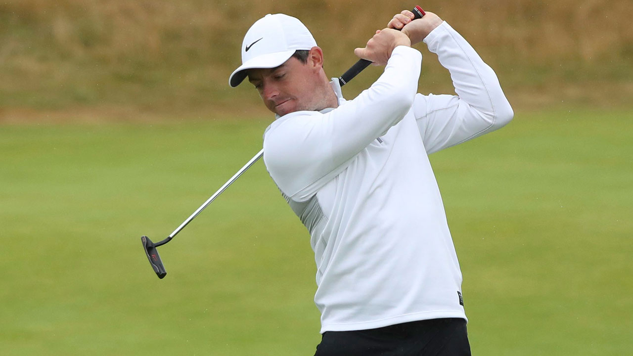 Golf-PGA-Rory-McIlroy-shooting-at-British-Open