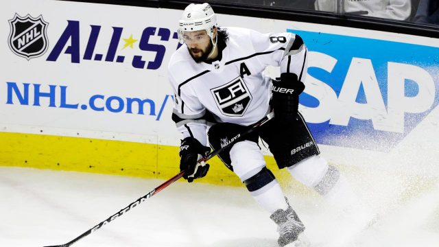 NHL-Kings-Doughty-skating