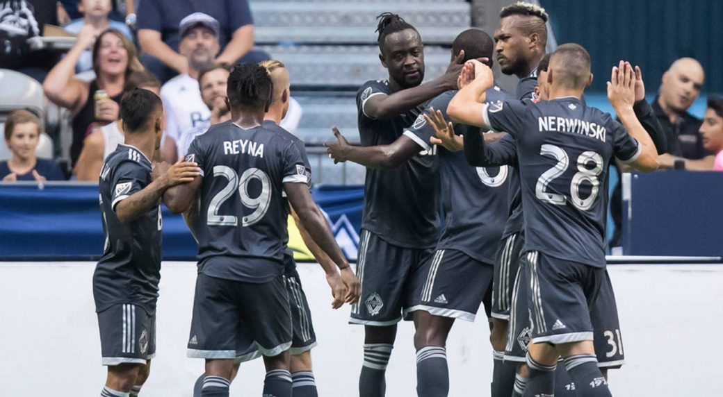 timeless design b92f2 7f86c Vancouver Whitecaps muscle through to Canadian Championship ...