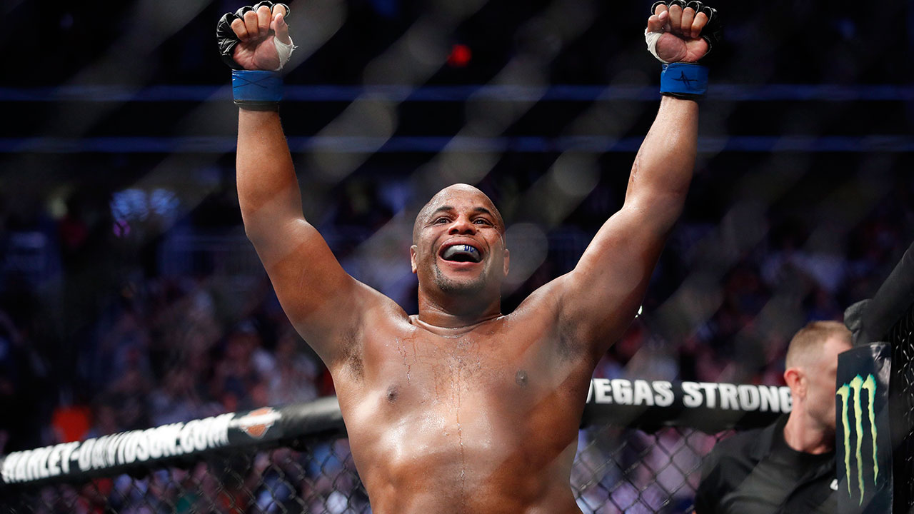 Daniel Cormier the favourite over Stipe Miocic on UFC 252 odds