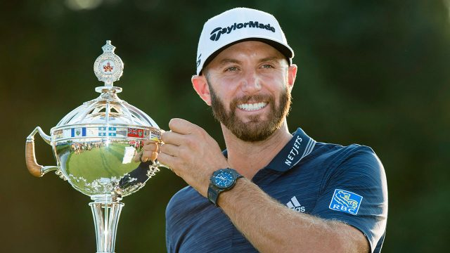 dustin_johnson_hoists_the_canadian_open_championship
