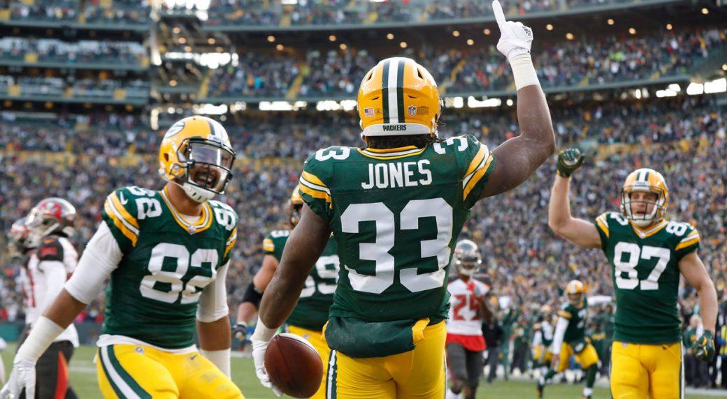 Nfl Suspends Packers Rb Aaron Jones For 2 Games Sportsnet Ca