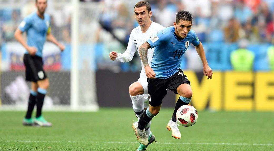 uruguay-midfielder-lucas-torreira-plays-against-france-at-world-cup