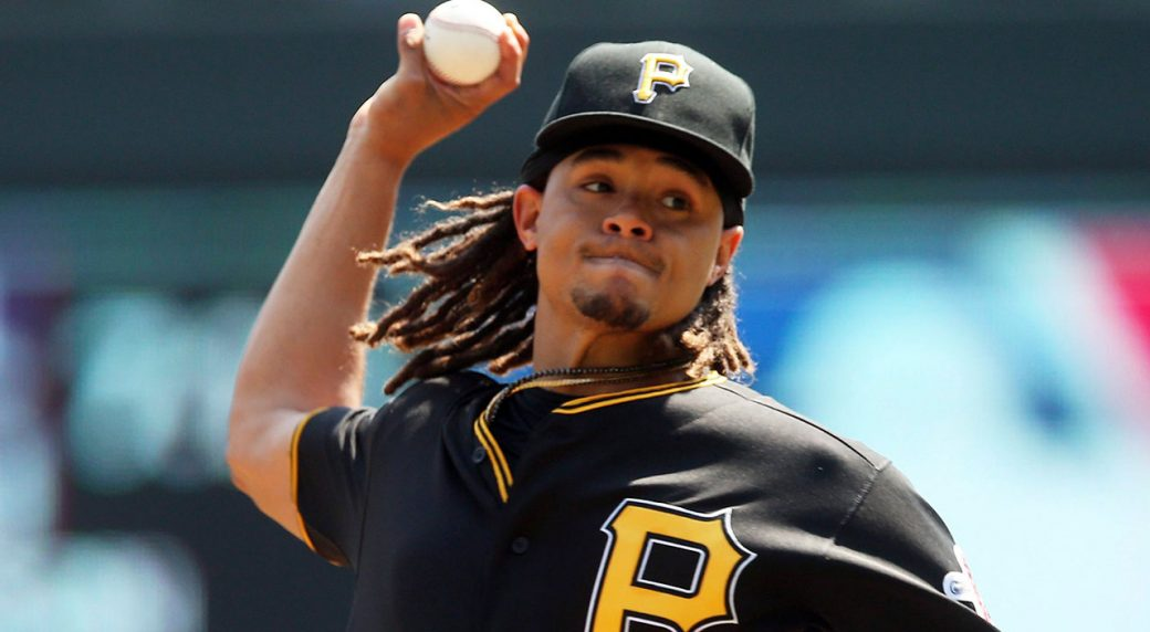 premium selection 79930 71126 Pirates pitcher Chris Archer undergoes hernia surgery ...
