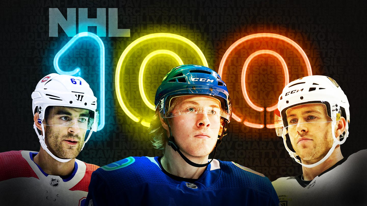 Max-Pacioretty,-Brock-Boeser-and-Jonathan-Marchessault-highlight-Sportsnet's-top-100-NHL-players-of-2018–19
