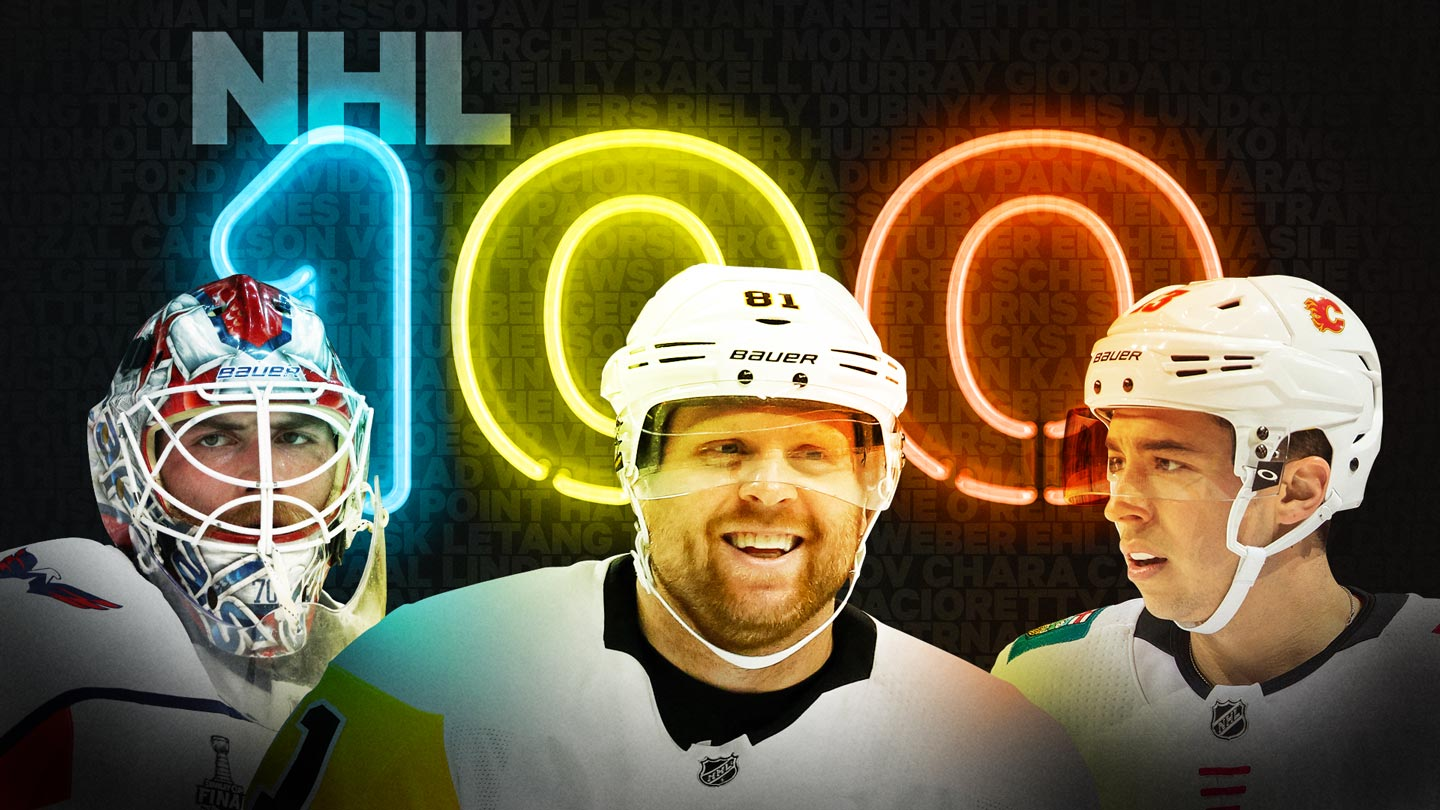 Braden-Holtby,-Phil-Kessel-and-Johnny-Gaudreau-highlight-Sportsnet's-top-100-NHL-players-of-2018–19