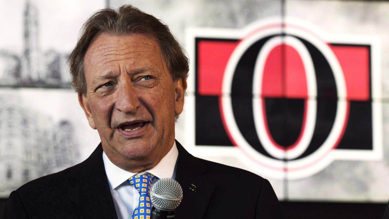 Eugene Melnyk responds to Ottawa Sun allegations, Sun paper apologizes
