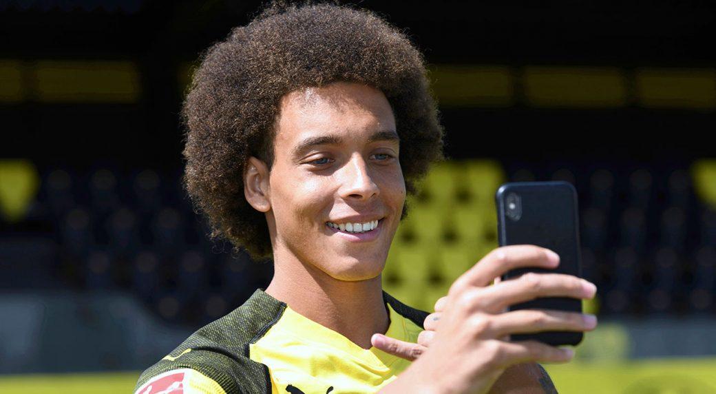 Soccer-Dortmund-Alex-Witsel-during-media-availability