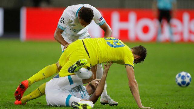 Soccer-PSV-versus-Borisov