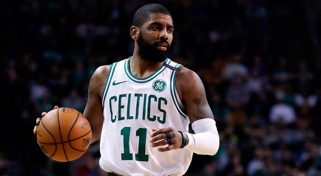 cheaper 9092f 69bf9 Kyrie Irving to Celtics fans: I'll be back 'if you guys will ...