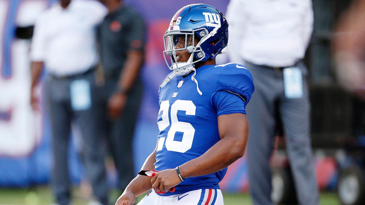 new concept 3e335 b472b Barkley, Garoppolo top list of NFL's best-selling jerseys ...