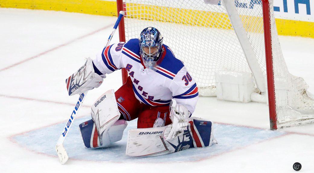 Henrik Lundqvist Happy To Be Part Of Rangers Rebuild Sportsnet Ca