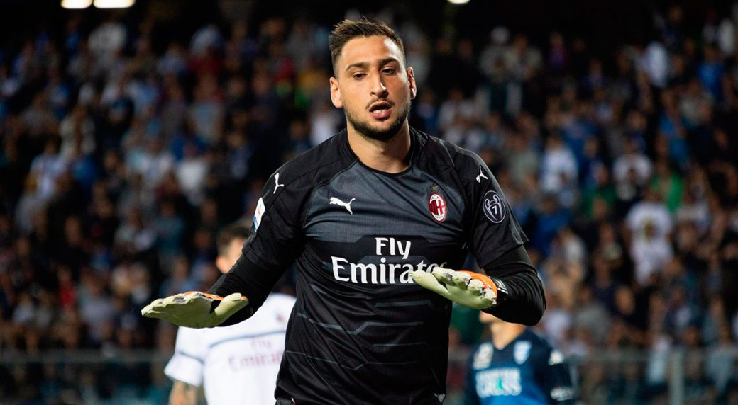 Ac Milan S Donnarumma Hauge Test Positive For Covid 19 Sportsnet Ca
