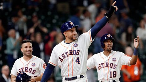 Houston-Astros'-George-Springer