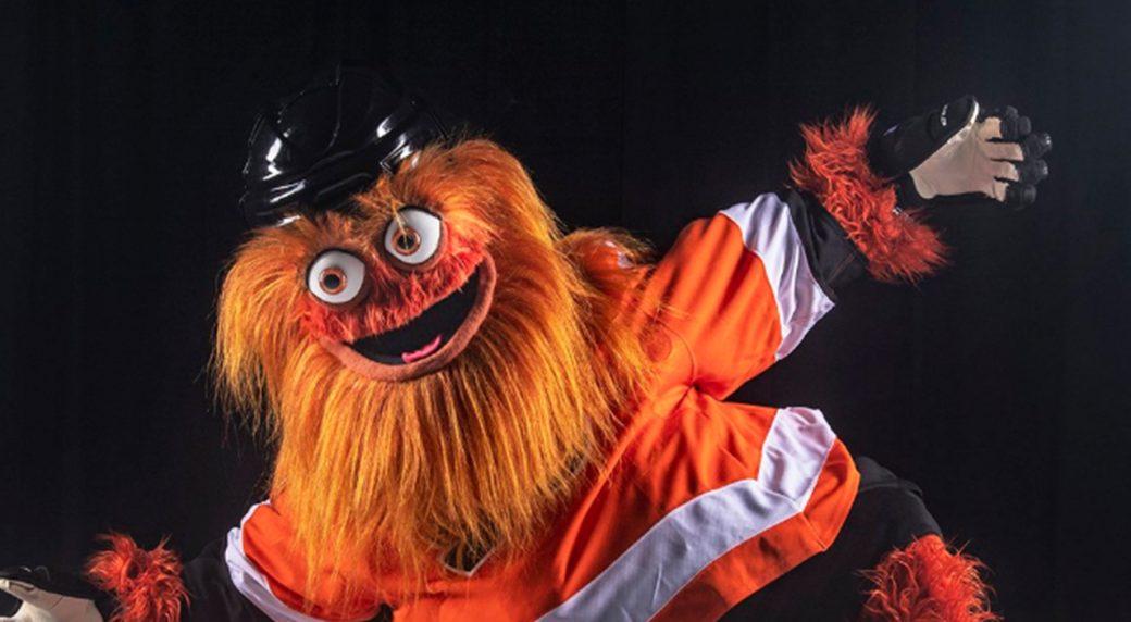 Flyers unveil 'Gritty,' new bearded, googly-eyed mascot - Sportsnet ca