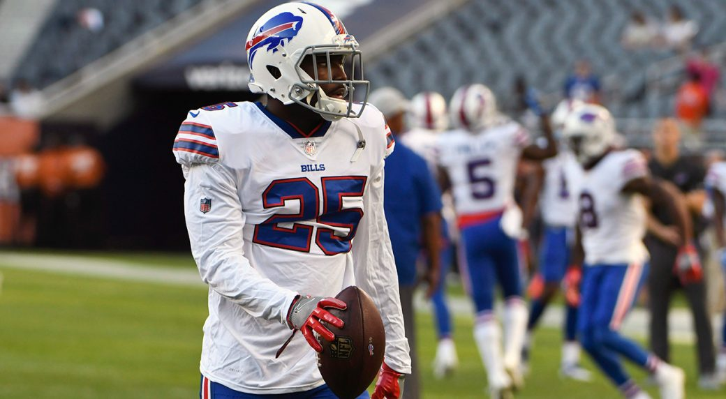 Buffalo Bills release RB LeSean McCoy in stunning move
