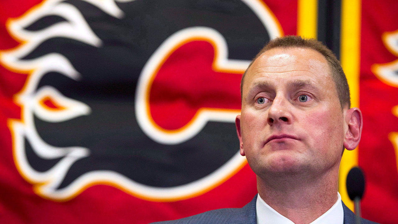 Flames GM Treliving weighs in on Tkachuk situation: 'We've got his back'