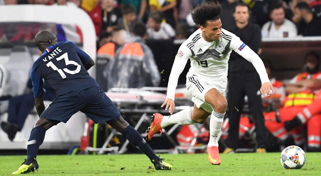 Uefa Nations League Starts With Drab Germany France Draw Sportsnet Ca