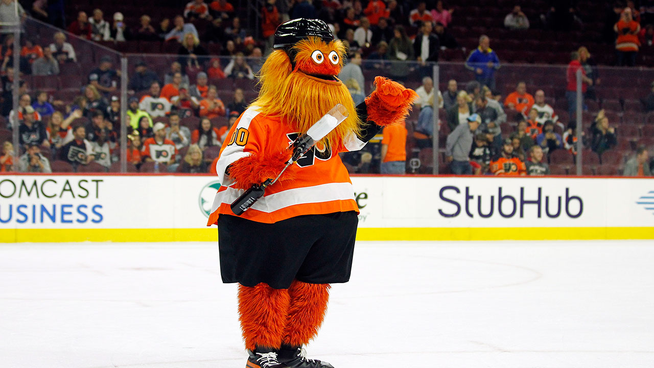 Report: Police investigating Gritty for allegedly punching 13-year-old