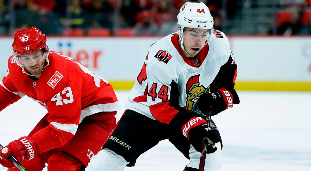 jean-gabriel-pageau-skates-for-senators-against-red-wings