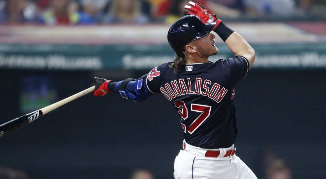 Josh Donaldson >> Josh Donaldson Agrees To One Year Deal With Braves