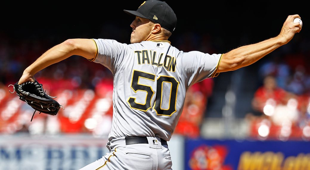 Yankees acquire Jameson Taillon from Pirates for four players