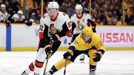 senators-forward-mark-stone-carries-puck-vs-predators