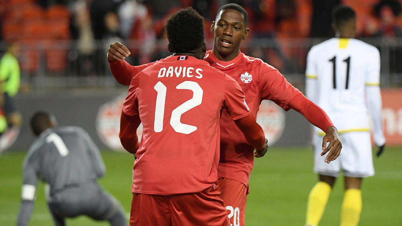 Canadian males's soccer groups climbs to No. 59 in newest FIFA world rankings