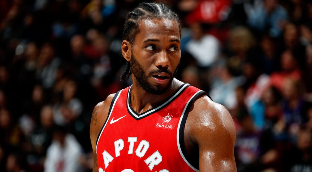 Report: Raptors' Kawhi Leonard signs multi year deal with