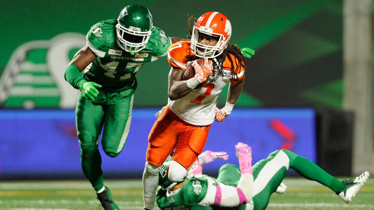 CFL-Lions-receiver-gets-tackled