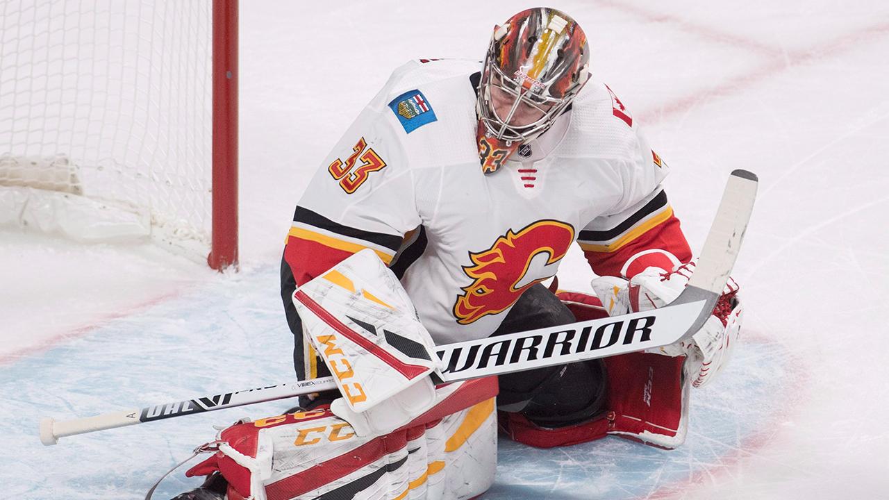 Calgary-Flames-goaltender-David-Rittich