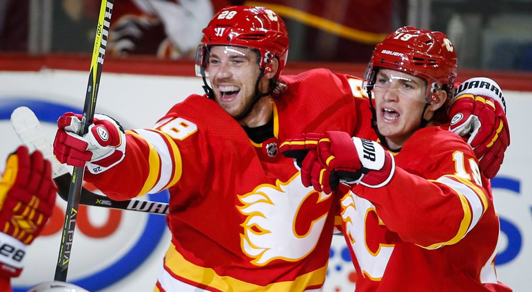 How Flames Matthew Tkachuk Will Be Affected By William Nylander S Deal Sportsnet Ca