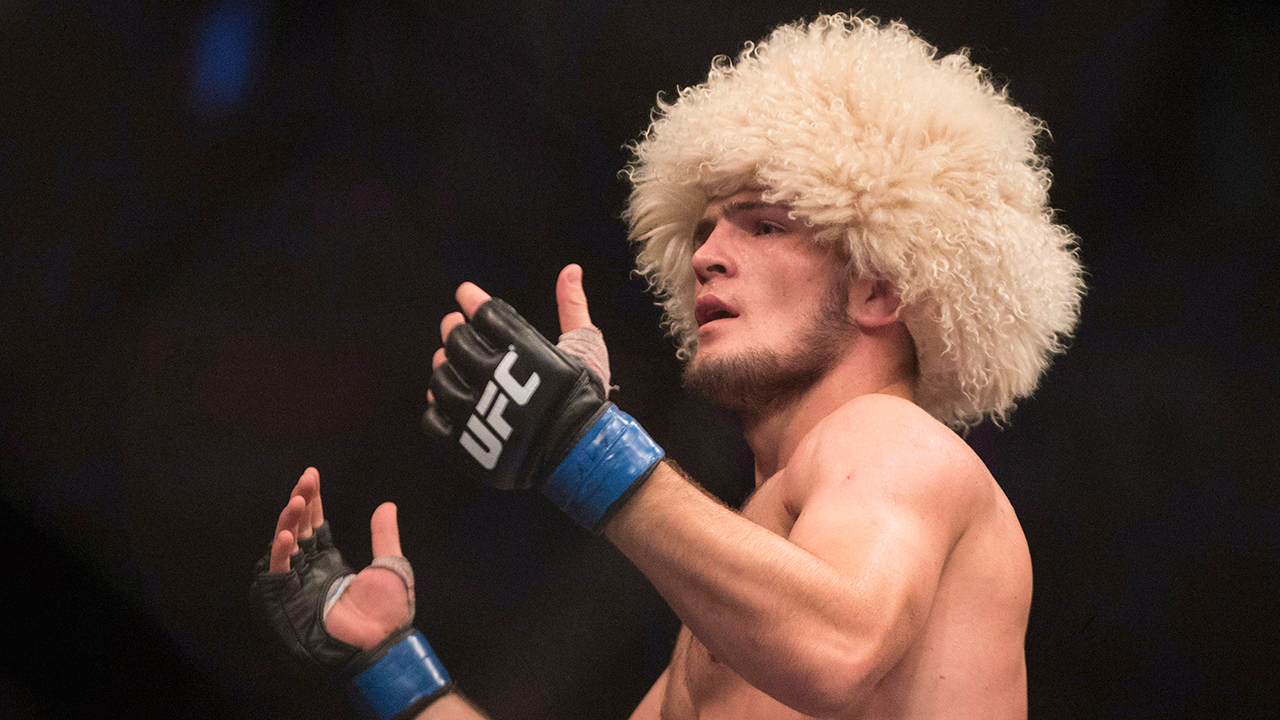 Khabib defends lightweight title at UFC 254, announces retirement