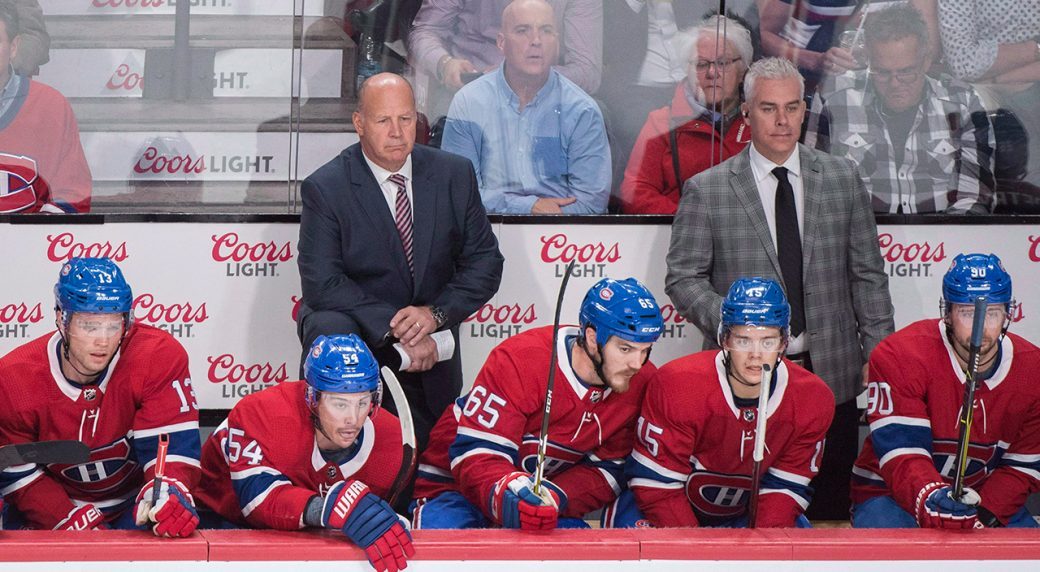 Canadiens Quarter Mark Report Coach Julien Deserves Major Credit Sportsnet Ca