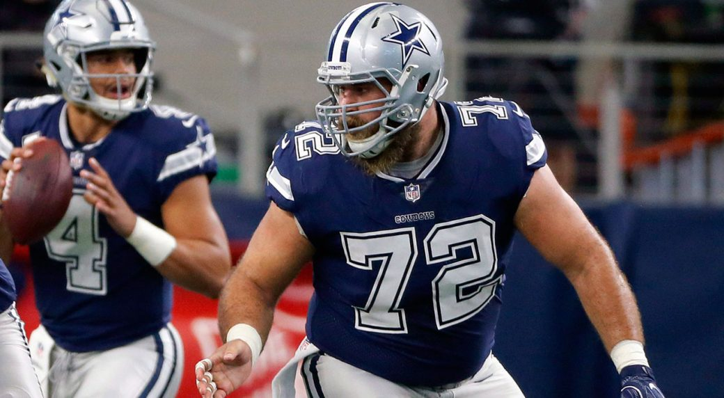 Cowboys Travis Frederick Retires At 29