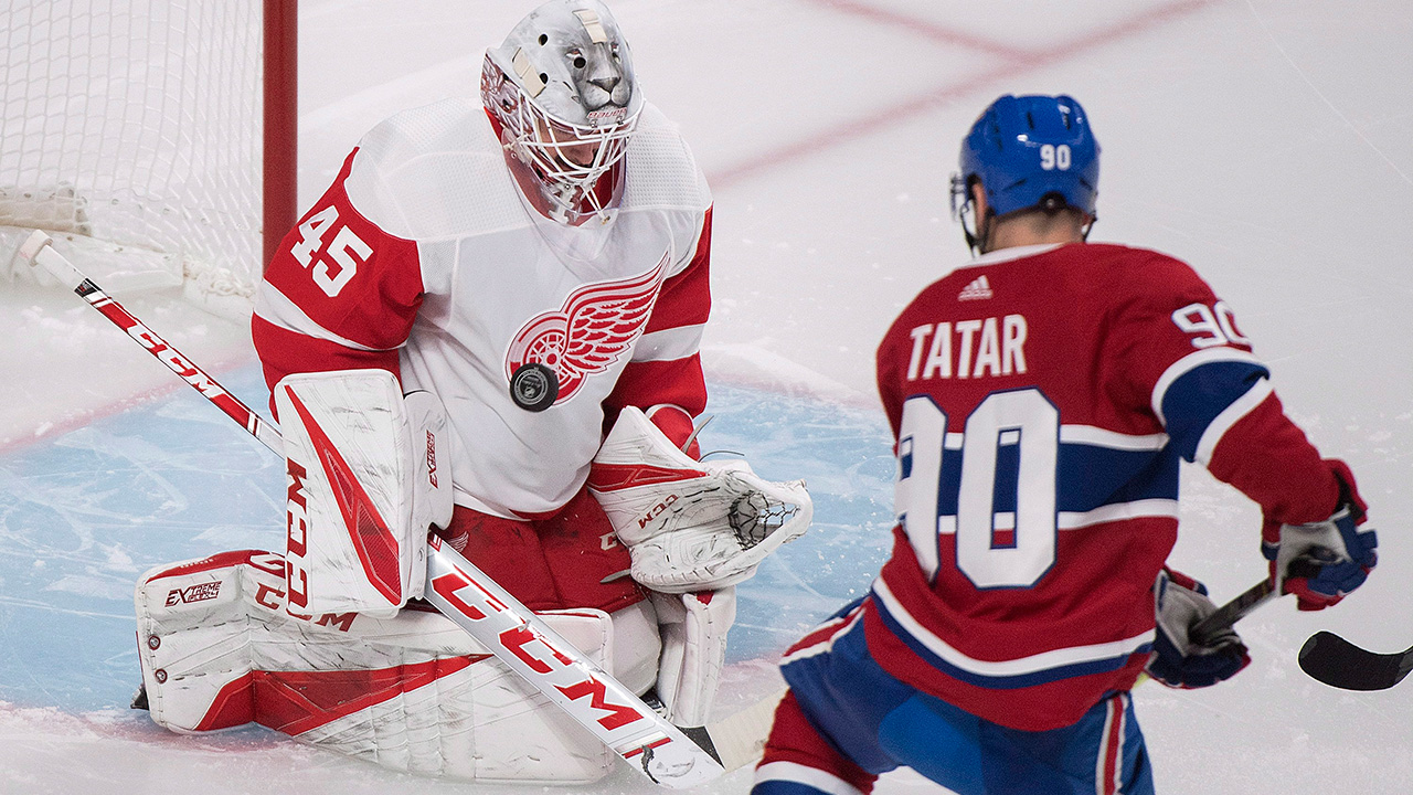 Canadiens Tomas Tatar Opening Eyes With Hot Start Sportsnet Ca