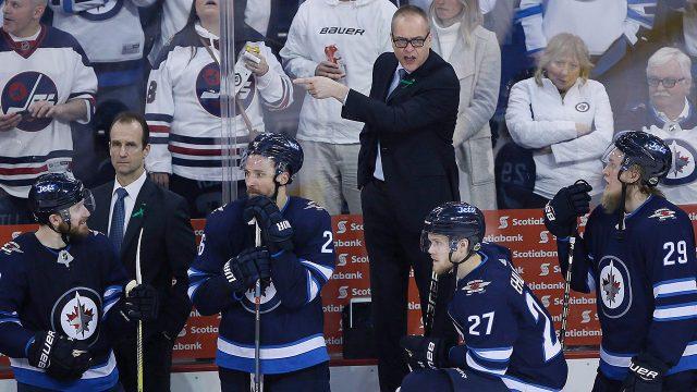 NHL-Jets-Maurice-coaching-during-playoffs
