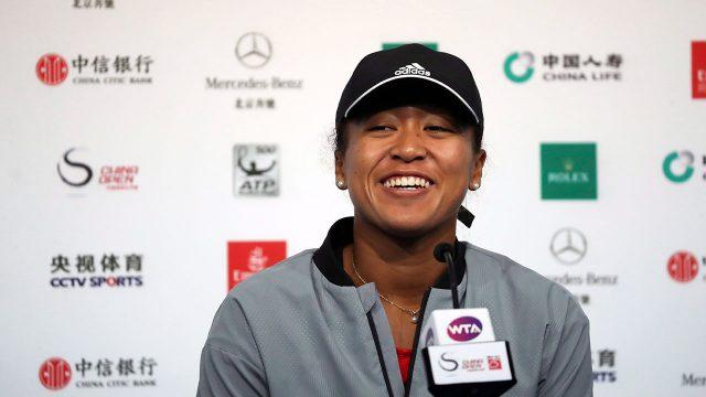 Tennis-WTA-Naomi-Osaka-at-press-conference