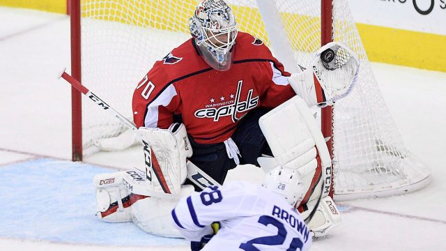 What NHL goalies are saying about smaller equipment