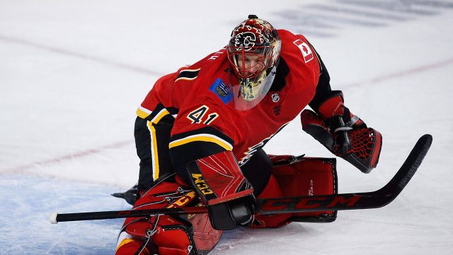 flames-mike-smith-penguins-blowout