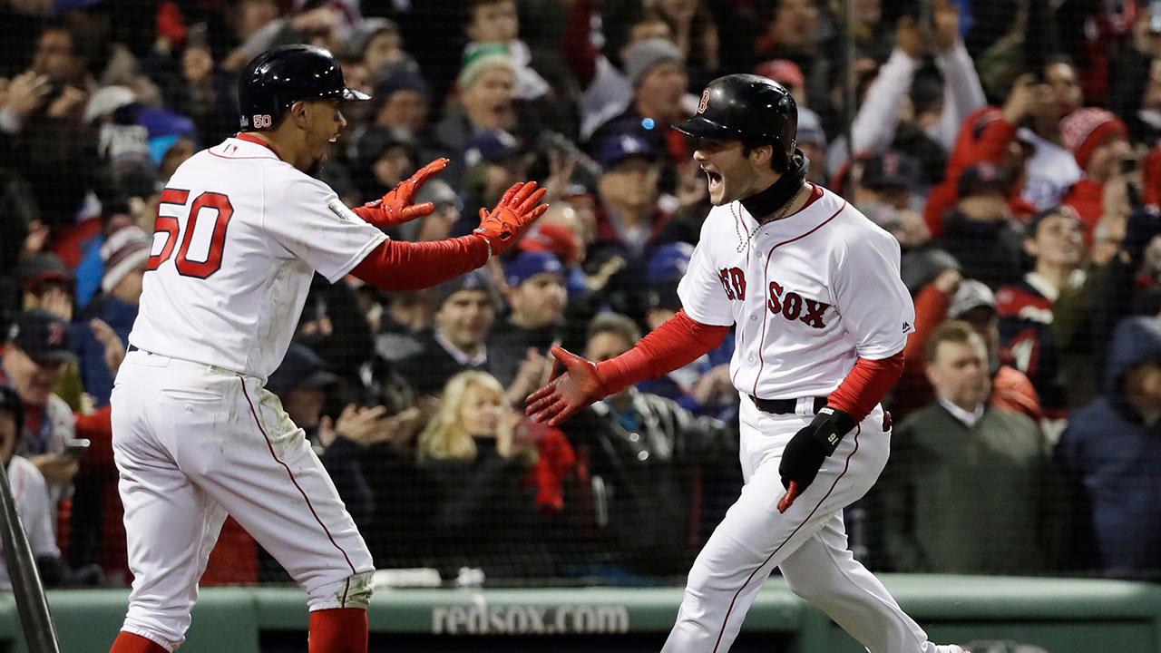 Red Sox down Dodgers in Game 2 of World Series to take 2-0 lead