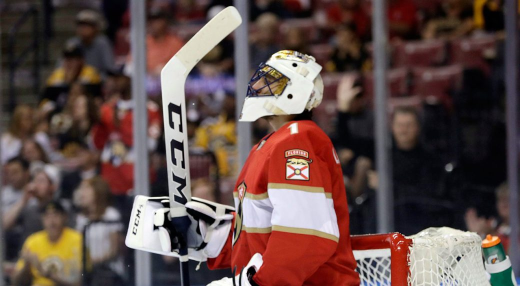 How Rocky Ending With Canucks Made Luongo A Better Person