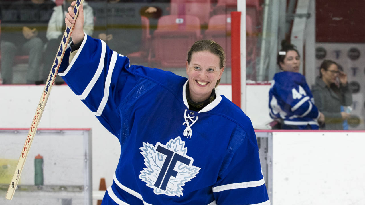 Furies GM Sami Jo Small searching for answers after CWHL closure