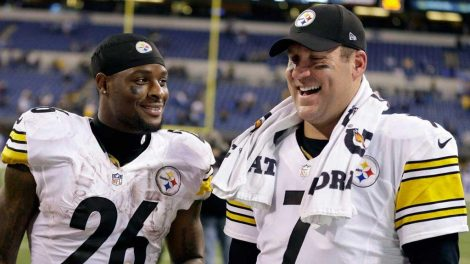 ben-roethlisberger-and-leveon-bell