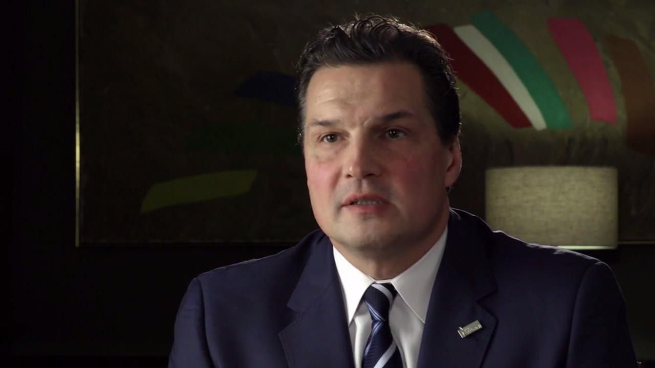 How Eddie Olczyk S Fight With Cancer Proved How Tough He Was Sportsnet Ca