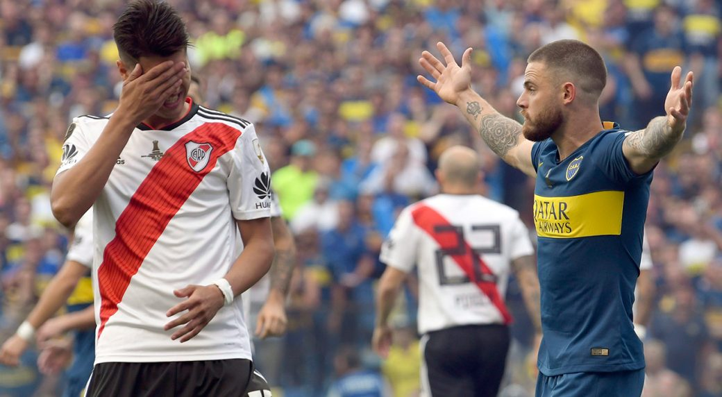 Copa Libertadores Final Second Leg To Be Played In Madrid Sportsnet Ca