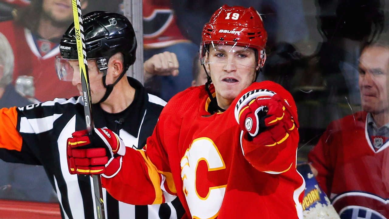 Matthew Tkachuk's agent: We gave a fair offer to Flames in June