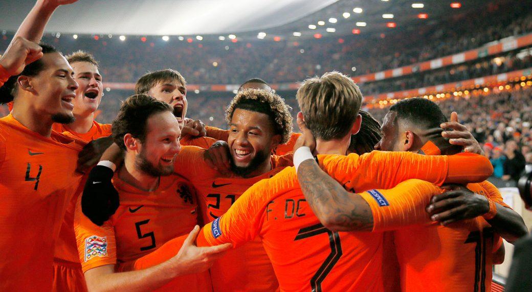Dutch Beat France Germany Relegated In Uefa Nations League Sportsnet Ca