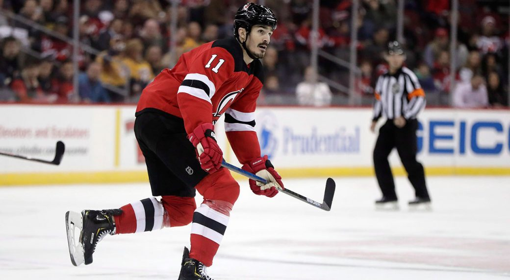 quite nice 8b0cf 8e48a Predators acquire Brian Boyle from Devils for draft pick ...