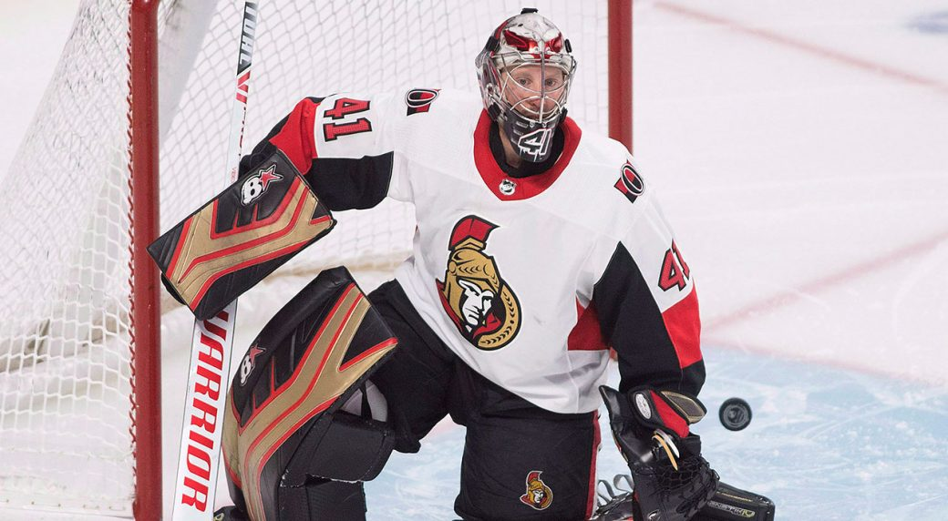 Senators Craig Anderson Justin Falk Out With Concussions